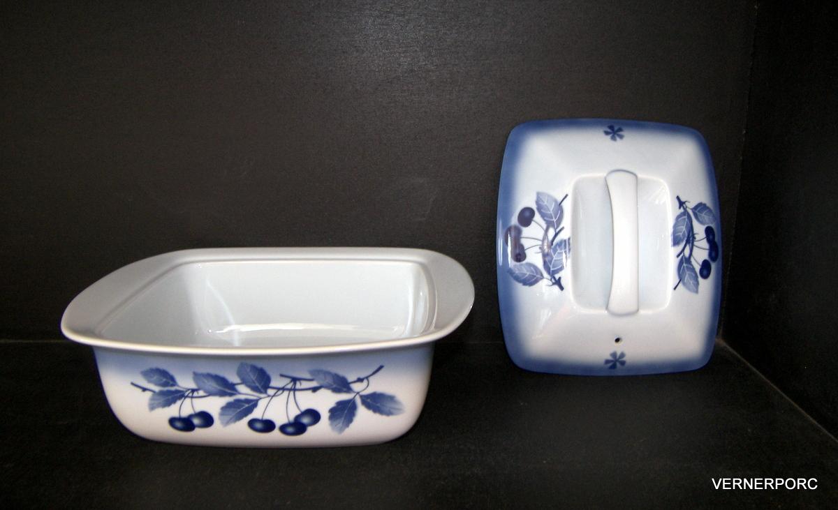 porzellan topf mit deckel blue cherry thun zubeh r porcel n sklo lustry no e perky. Black Bedroom Furniture Sets. Home Design Ideas