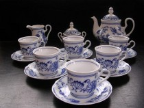 Mary Anne Tea Set 55 15 Stck.