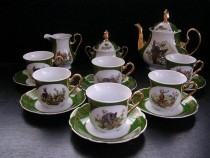 Tea Set 763  Mary Anne 15St.
