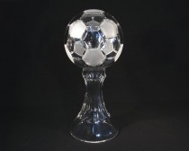Cup Fussball Ball Crystal 77040/00000/300 35 cm.