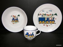 Children's Zug Set 3St