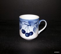 Blue Cherry Tasse 0,33 l 6pcs
