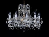 Kristall Kronleuchter Bohemia ~ Lüster kristalllüster swarovski kristallleuchter kunst und